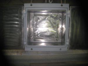 изготовление люка от радиации