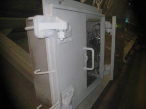 производство защитно-герметических люков