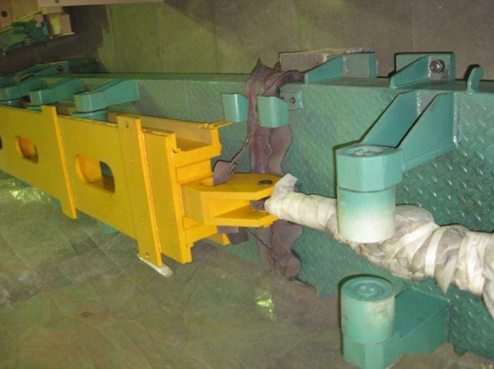 производство узла подвижного механизма