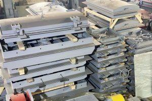 Продукция завода металлоконструкций